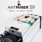 antminer S9 14T with PSU