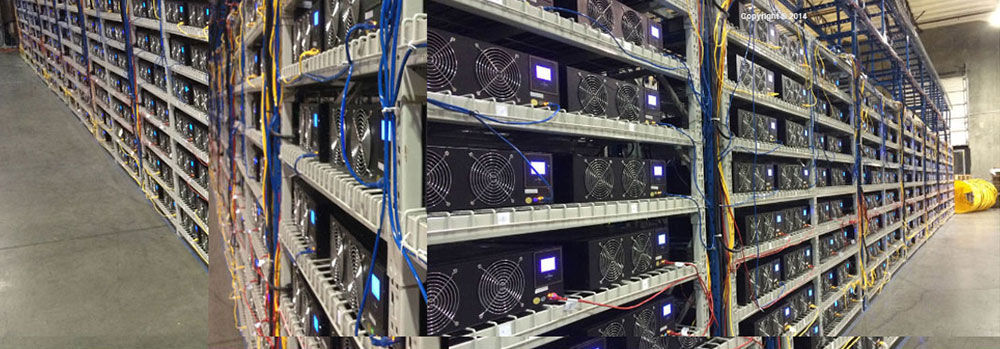 Mining Hosting Services for all Coin Miners